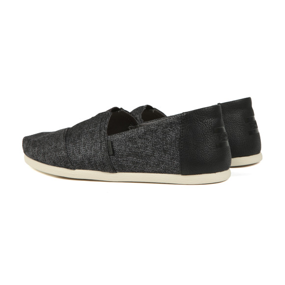 Toms Mens Blue Technical Knit  main image