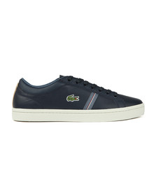 Lacoste Mens Blue Straightset Sport 318 Cam Trainers