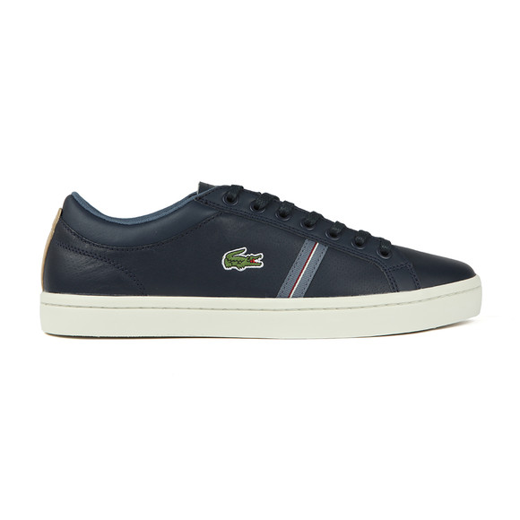 Lacoste Mens Blue Straightset Sport 318 Cam Trainers main image