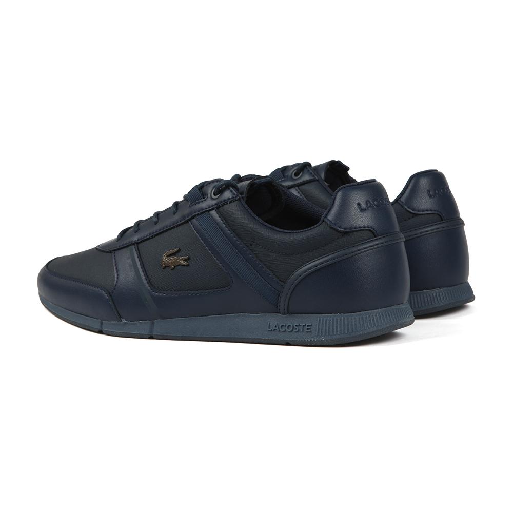 69b383e3c ... Lacoste Mens Blue Menerva 318 2 Cam Trainer main image