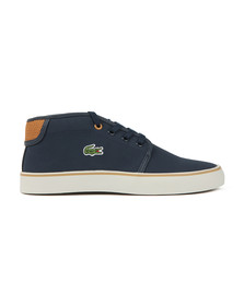 Lacoste Boys Blue Boys Ampthill 318 Trainer