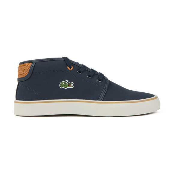Lacoste Boys Blue Ampthill 318 Trainer main image