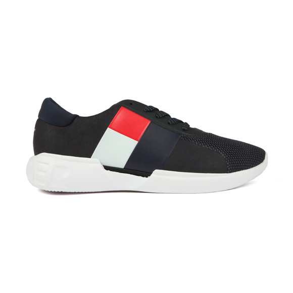 Tommy Hilfiger Mens Black Lightweight Runner main image
