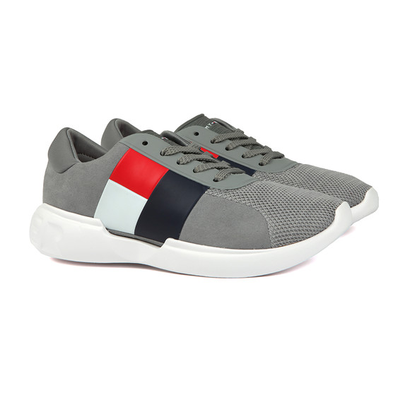 Tommy Hilfiger Mens Grey Lightweight Runner main image