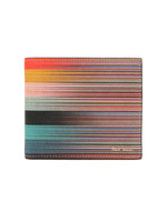 Mixed Art Stripe Wallet