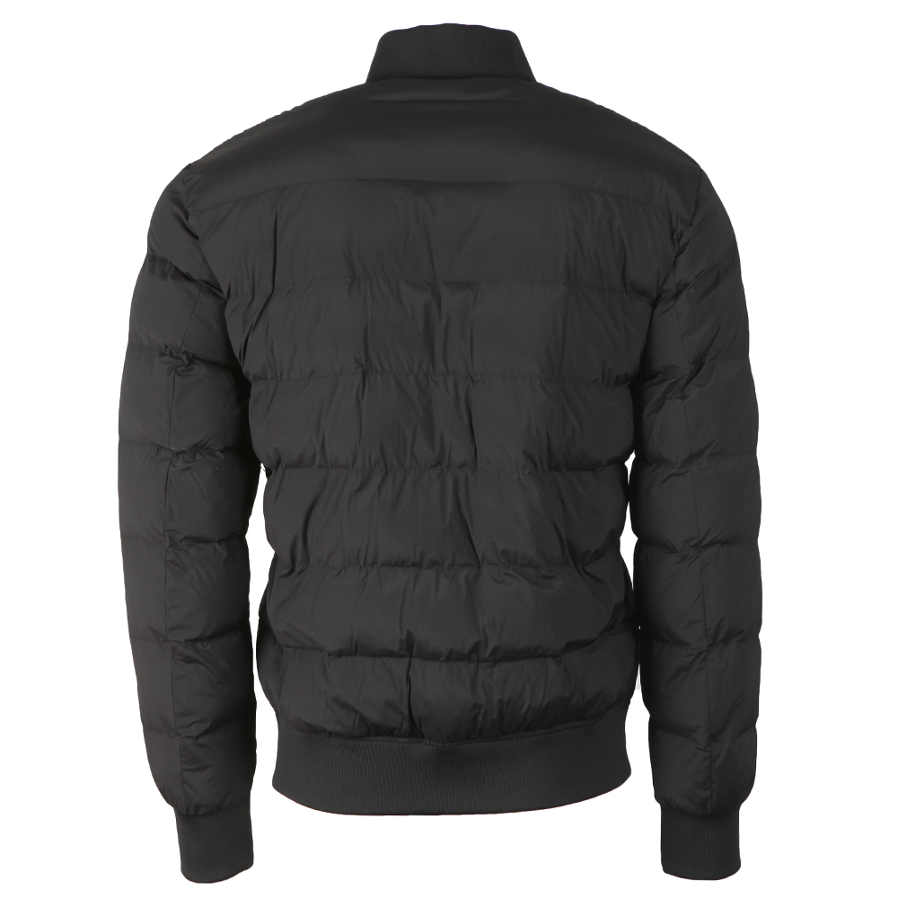 Quilted Bomber Jacket main image