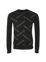 All Over Logo Knitted Jumper