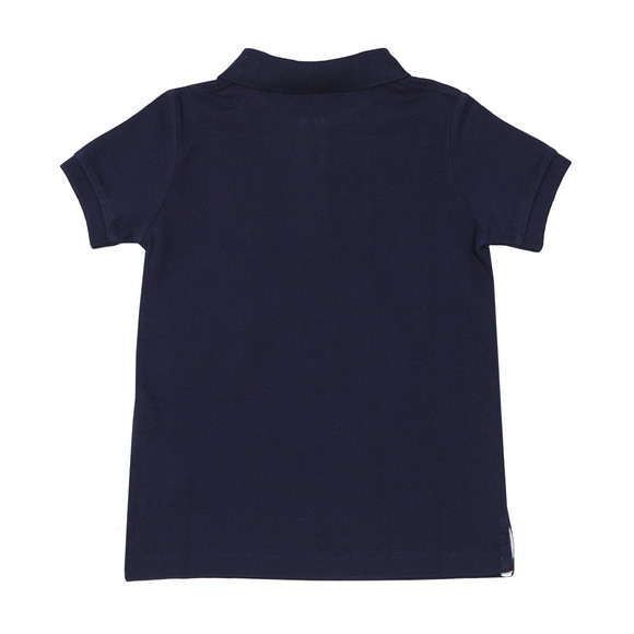 Hackett Boys Blue Boys New Classic Number Polo main image