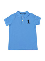 Boys New Classic Number Polo