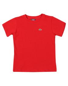 Lacoste Sport Boys Red Boys TJ8811 T Shirt