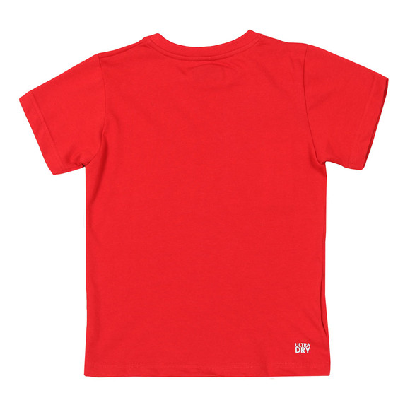 Lacoste Sport Boys Red Boys TJ8811 T Shirt main image