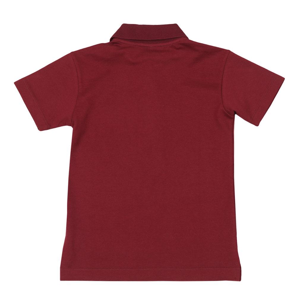 Plain Pique Polo Shirt main image