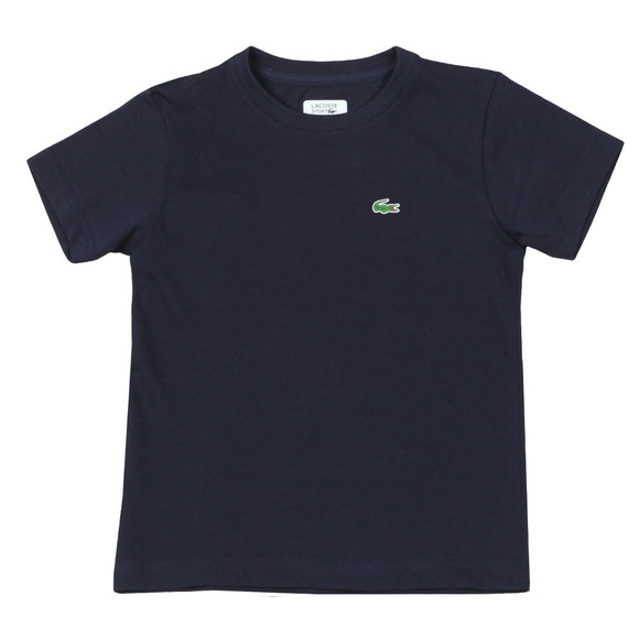 Lacoste Sport Boys Blue Boys TJ8811 T Shirt