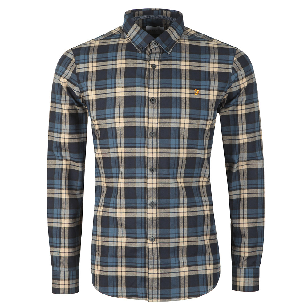 Radley LS Check Shirt main image