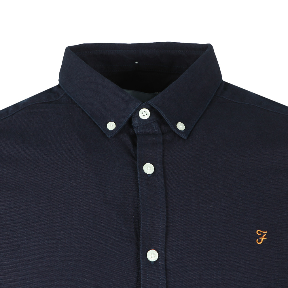 Brewer Indigo Shirt main image