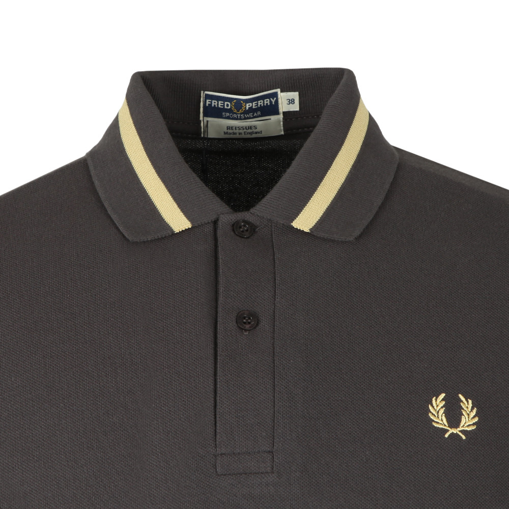 535cbb160 Fred Perry (Reissues) S/S Single Tipped Polo | Oxygen Clothing