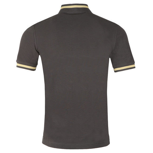 Fred Perry (Reissues) Mens Grey S/S Single Tipped Polo main image