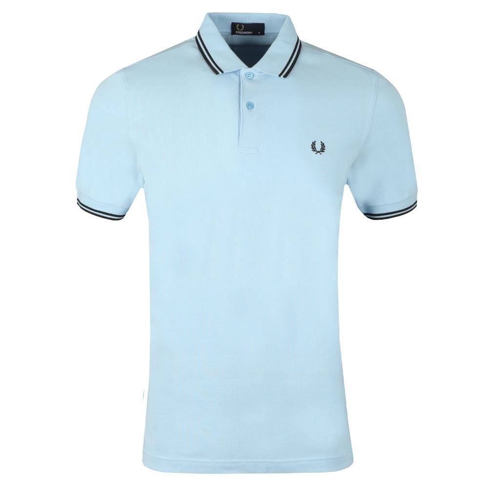 0b0c4b41 Fred Perry Twin Tipped Polo Shirt | Masdings