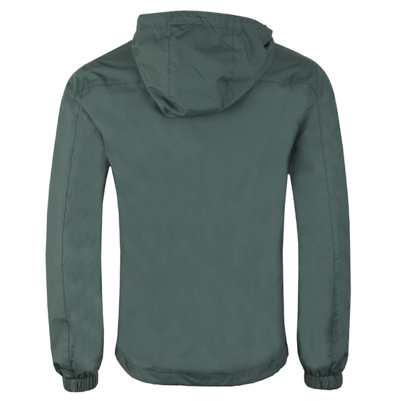 Farah Mens Green Smith Hooded Jacket main image