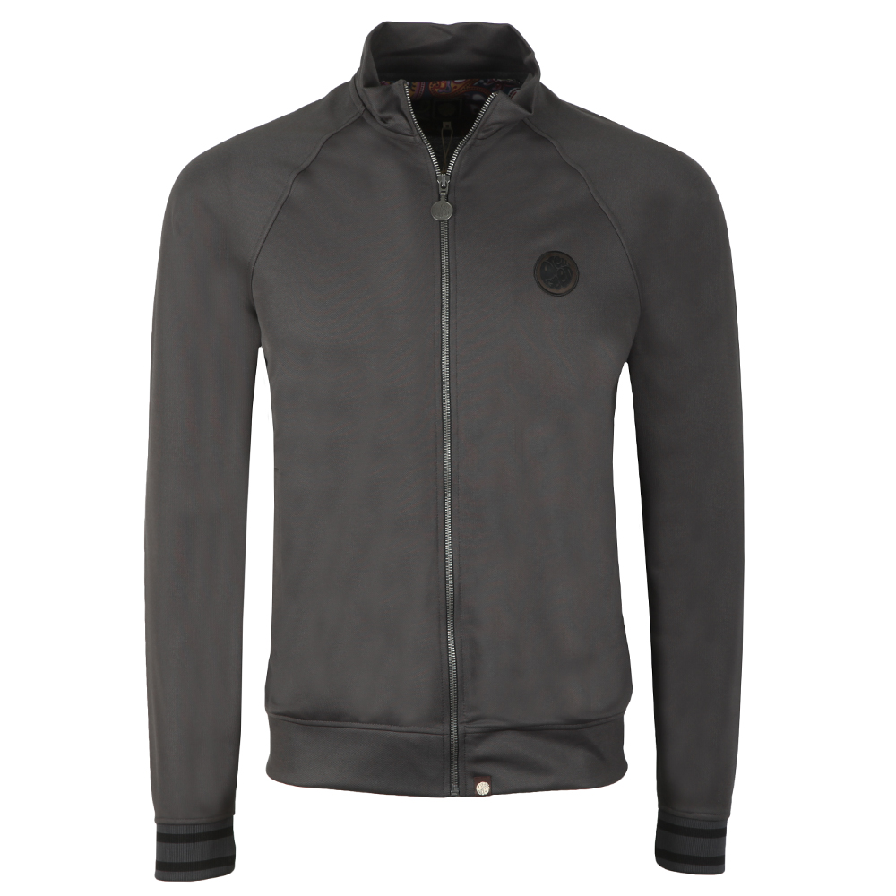 Zip Through Track Top main image