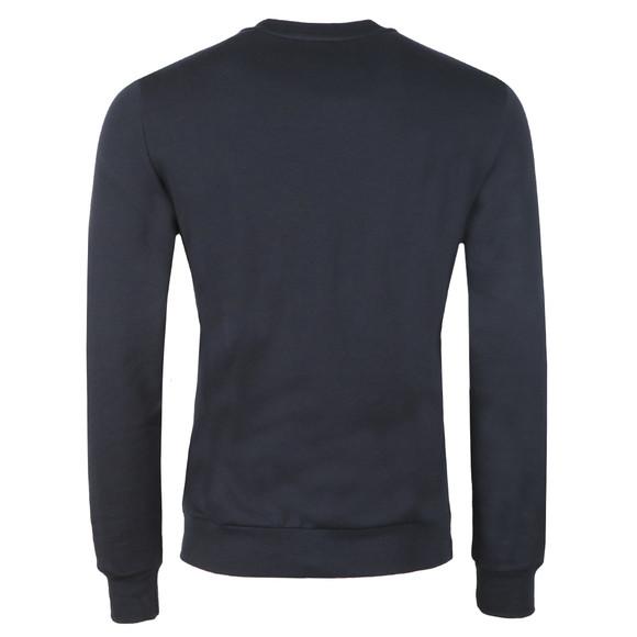 Emporio Armani Mens Blue Loungewear Sweatshirt main image