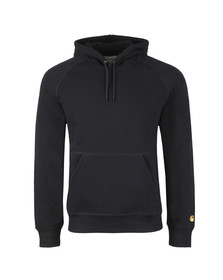 Carhartt Mens Blue Chase Overhead Hoody