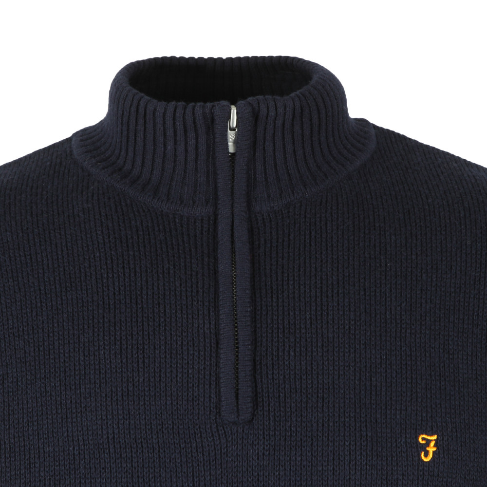Gallagher 1/4 Zip Jumper main image