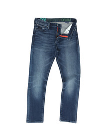 Superdry Mens Blue Slim Tyler Jean