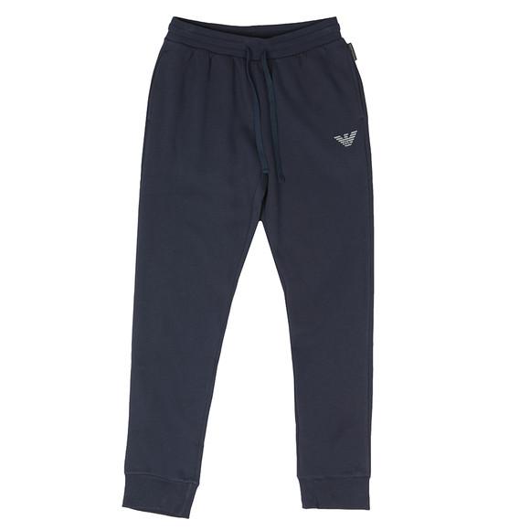 Emporio Armani Mens Blue Loungewear Sweatpant main image