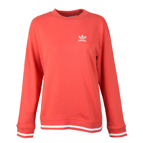 adidas Originals Womens Orange AI Sweatshirt main image