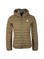 Lightweight Quilted Hooded Jacket
