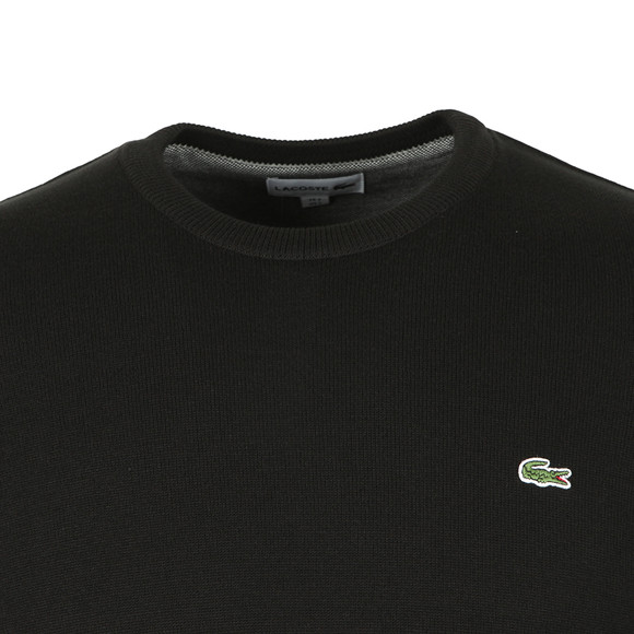 Lacoste Mens Black AH3467 Jumper main image