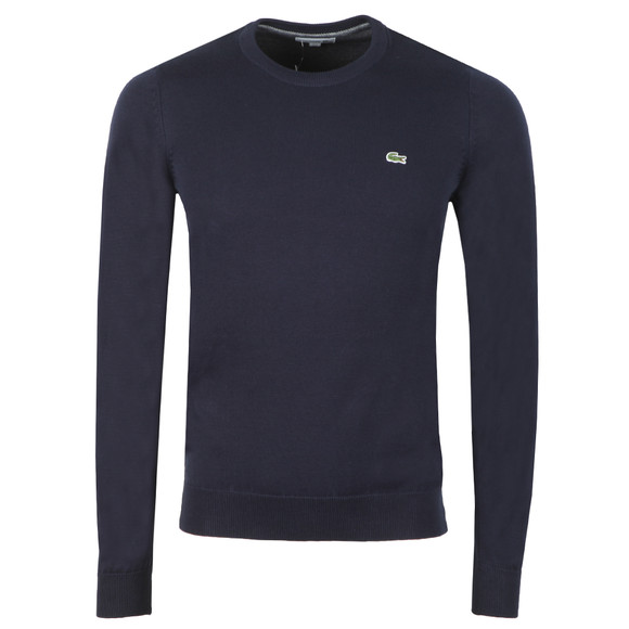 Lacoste Mens Blue AH3467 Jumper main image
