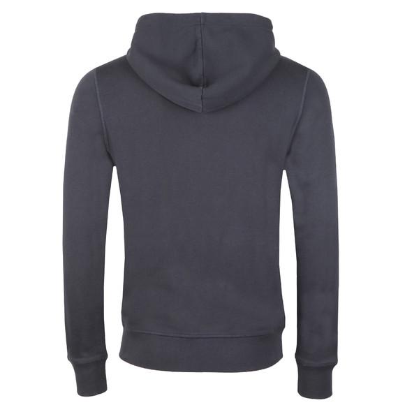 BOSS Casualwear Mens Blue Znacks Full Zip Hoody main image