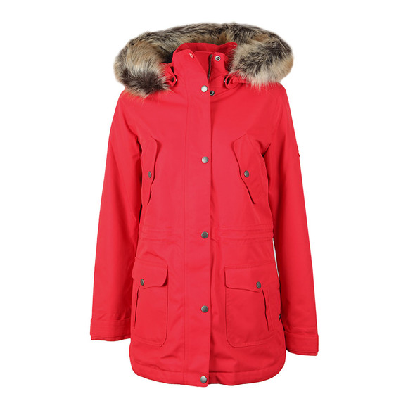 Barbour Lifestyle Womens Red Stronsay Jacket main image