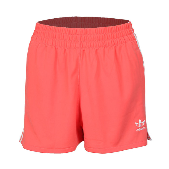 adidas Originals Womens Pink 3 Stripe Short main image