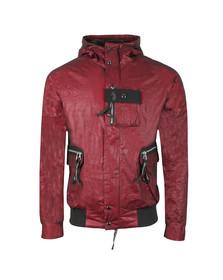 Luke Mens Red Supernova Jacket