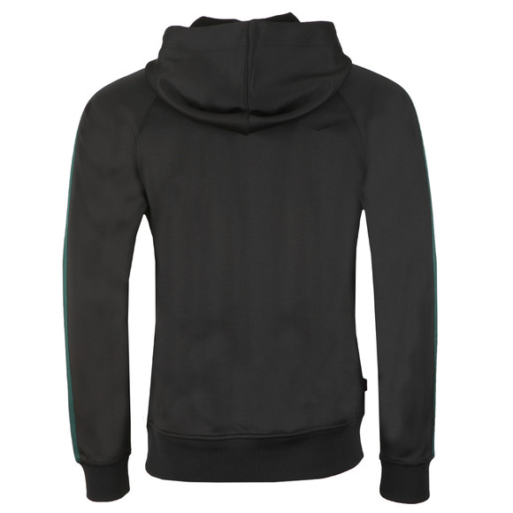Luke Sport Mens Black Dalgliesh Hooded Sweat main image