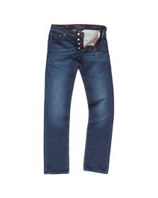 Jacob Cohen Mens Blue J622 Slim Jogger Jean
