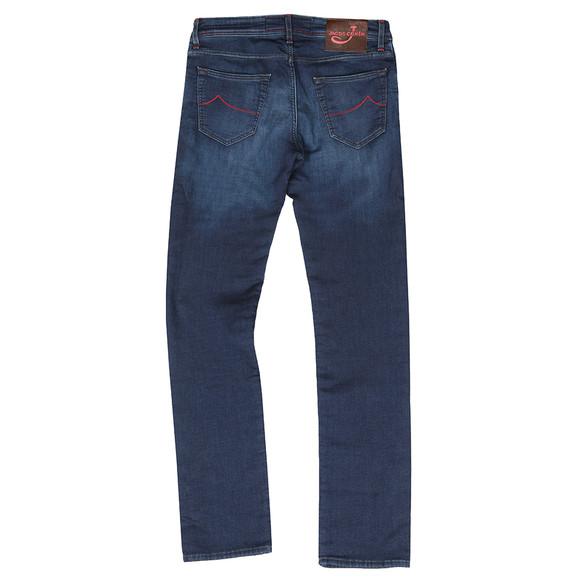 Jacob Cohen Mens Blue J622 Slim Jogger Jean main image