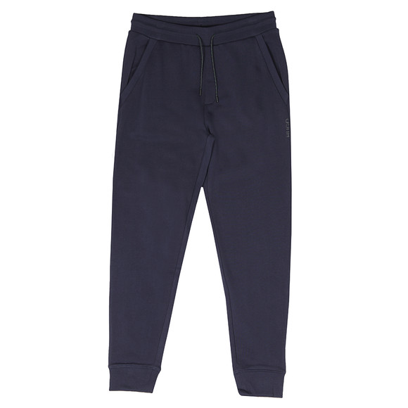 HUGO Mens Blue Doak-U1 Joggers main image