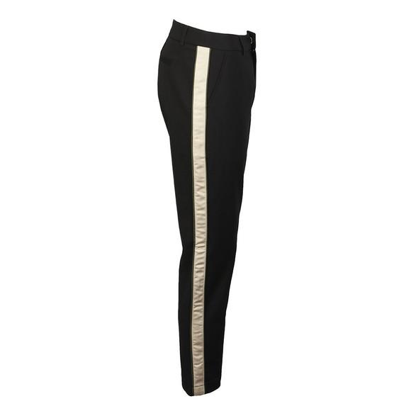 Maison Scotch Womens Black Tailored Stretch Pant