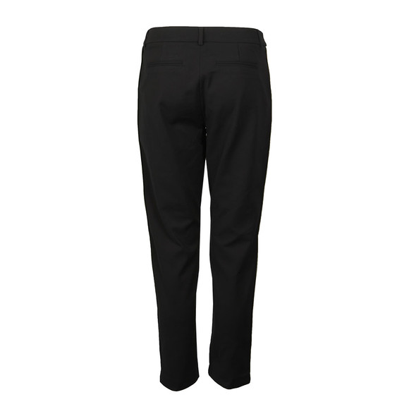Maison Scotch Womens Black Tailored Stretch Pant main image