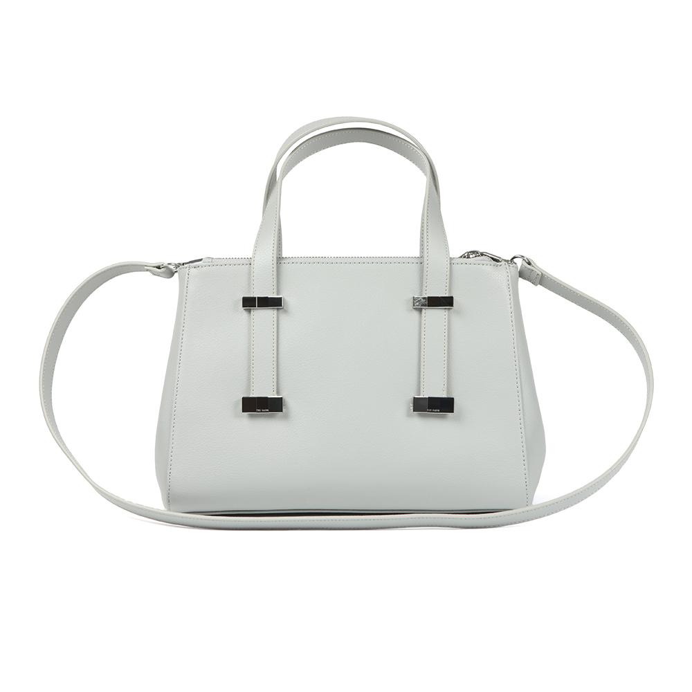 Alyssaa Bow Adjustable Handle Small Tote Bag main image