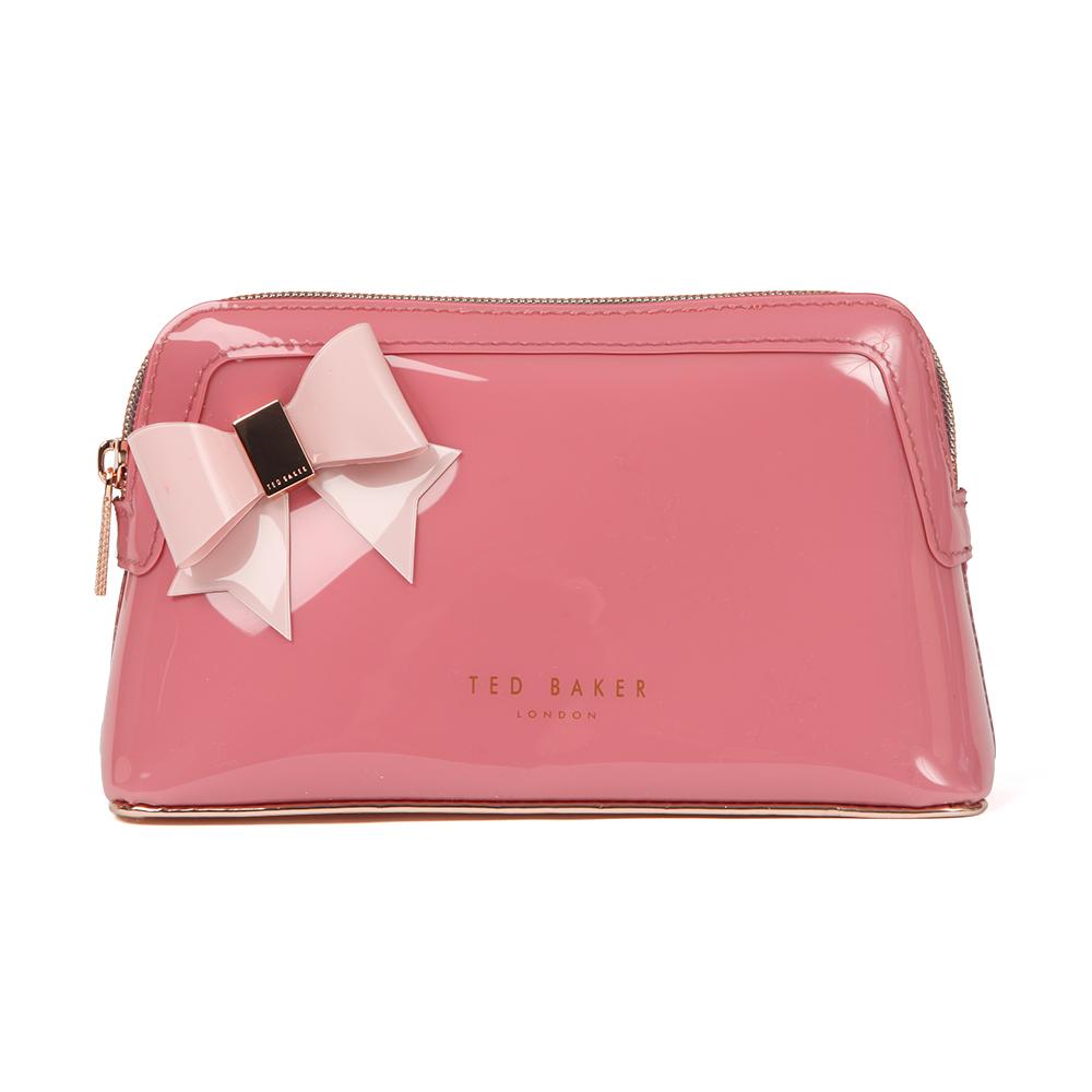Ixoriaa Core Bow Makeup Bag main image