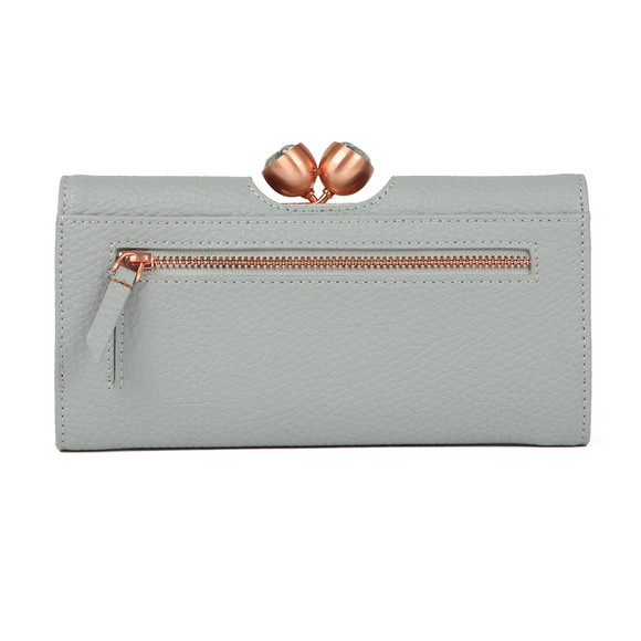 Ted Baker Womens Grey Muscovy Textured Bobble Matinee Purse main image