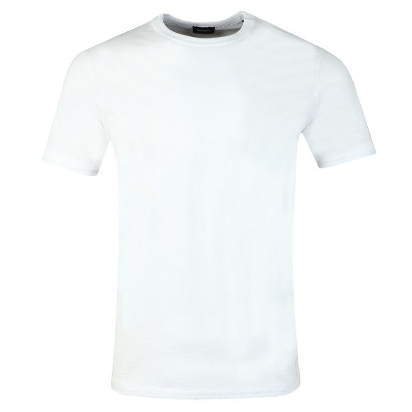 Diesel Mens White Diamantik T-Shirt main image