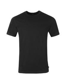 Diesel Mens Black Diamantik T-Shirt
