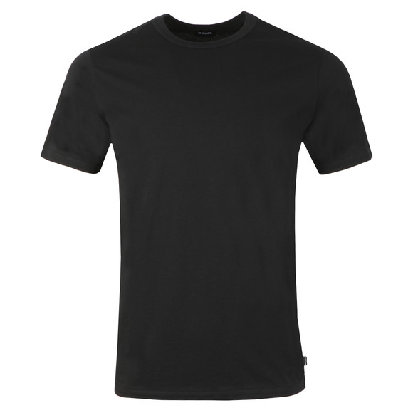 Diesel Mens Black Diamantik T-Shirt main image