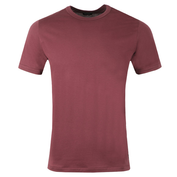 Diesel Mens Red Diamantik T-Shirt main image